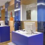 Mit der Filiale Q110 verfolgt die Deutsche Bank in Aachen ein neues Konzept der Kundennähe.
